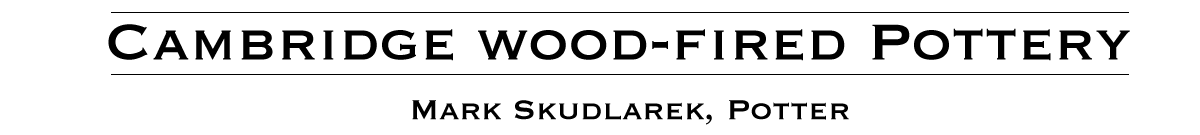 logo for the Cambridge Wood-Fired Pottery